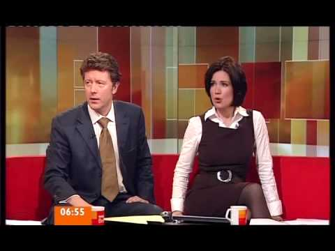 BBC Breakfast - Christian Bale says 'You don't fucking understand'.