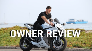 4. 2015 GSXR 600 Longterm Owner Review