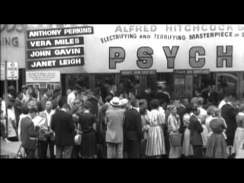 psycho - Alfred Hitchcock and Paramount present a guide to their revolutionary release of