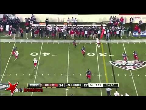 Willie Snead vs Northern Illinois 2013 video.