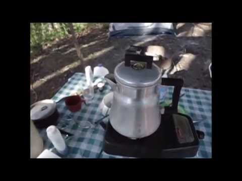 How to Make Coffee Using a Camping Percolator
