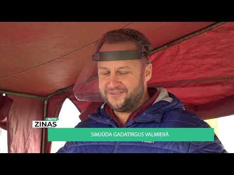 Simjūda gadatirgus Valmierā