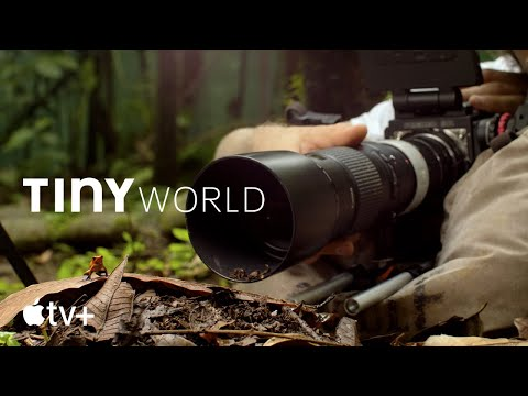 Tiny World — Behind the Scenes | Apple TV+