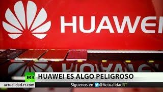 """Trump: """"Huawei es algo muy peligroso"""""""