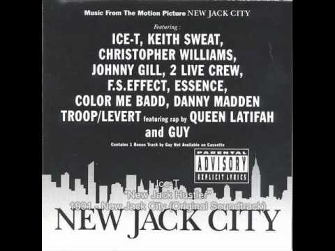 Ice-T - New Jack Hustler