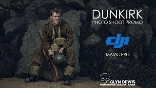 DUNKIRK Photo Shoot Promo Shot with DJI Mavic Pro - Glyn Dewis