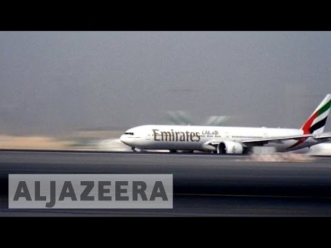US electronics ban for Middle East flights draws doubts