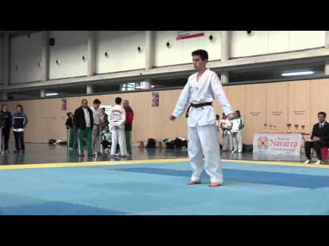Taekwondo Cto. Navarro Poomsae (8)