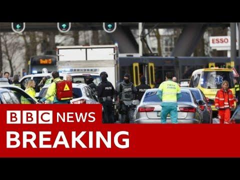 Utrecht shooting: 'One dead' as man opens fire in tram  - BBC News