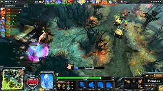 GameOnline vs Virtus.Pro, game 1