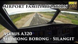 Video ( TERRAIN AHEAD ) Airbus A320 Landing Siborong Borong  - Silangit Airport Familiarization Batik Air MP3, 3GP, MP4, WEBM, AVI, FLV Mei 2019