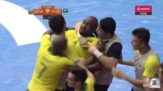 Video Argentina vs Brasil (2-4) Final Copa América Futsal 2017 - todos los goles resumen MP3, 3GP, MP4, WEBM, AVI, FLV Juni 2017