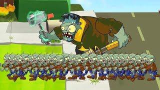 Video Plants Vs Zombies GW Animation  - Episode 5 - Bonk Choy Thor vs Frankengarg Gargantuar MP3, 3GP, MP4, WEBM, AVI, FLV September 2019