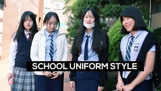 TeenTV - Ep.1 How To Wear School Uniform: Dongguk Girl's High School