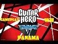 Gameplay Guitar Hero Van Halen Wii Panama