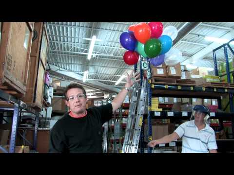 Wasserstoff Sauerstoff Balloon Explosion - Steve Spangler