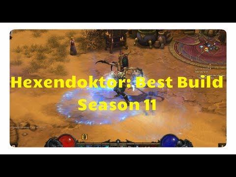 Hexendoktor: Der beste Build für Season 11 (LoN-Build, Patch 2.6)