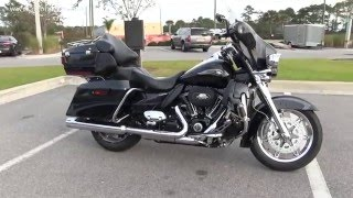 6. 2013 Harley Davidson CVO 110th Anniversary  Ultra for sale Florida