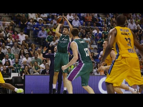 TOP - Don't miss to take a look at the best ten plays of the Turkish Airlines Euroleague regular season round 2!