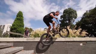 Here's some fresh footage from the Southern Hemi courtesy of Bevan Cowan. Bev recently moved to Melbourne and took on managing Rampfest Indoor Skatepark and Ride On BMX Store down in Australia. Between shifts, bad weather and a wet winter, he still managed to stack this little joint in for your pleasure!Filmed: Marius Dietsche + ExtrasEdited: Marius DietscheSong: Slum Sociable - Anyway