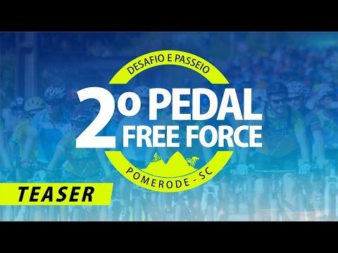 2º PEDAL FREE FORCE - TEASER