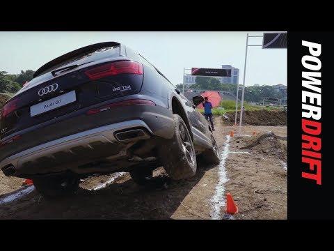 Glen's Audi Surprise : PowerDrift (видео)