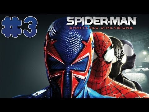 spider man shattered dimensions pc requirements