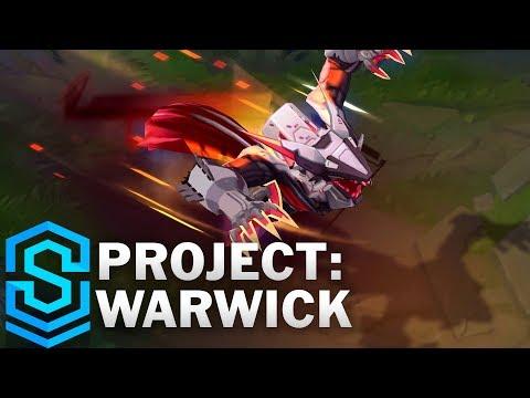 Warwick Siêu Phẩm - PROJECT: Warwick