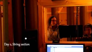 String sessions w/ Nicole Laprise & Michael Coelho