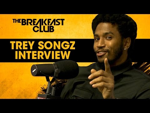 Trey Songz Digs Into Nicki Minaj, Talks Relationship With Drake, New Album 'Tremaine' & More W/ The Breakfast Club