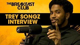 <b>Trey Songz</b> Digs Into Nicki Minaj Talks Relationship With Drake  New Album Tremaine & More