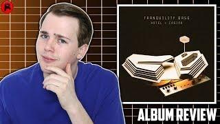 Arctic Monkeys - Tranquility Base Hotel  & Casino | Album Review