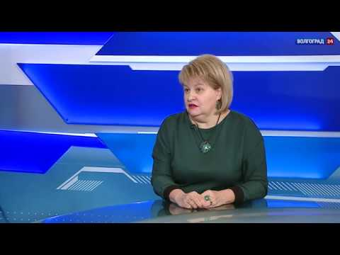 Татьяна Самарина, директор Территориального фонда обязательного медицинского страхования Волгоградской области