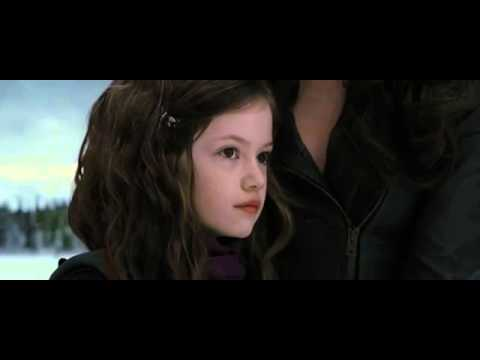 The Twilight Saga Breaking Dawn Part 2 -  I'd Like To Meet Her
