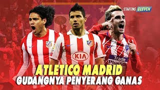 Video KISAH KLUB ATLETICO MADRID Gudangnya Para Striker Ganas Haus Gol MP3, 3GP, MP4, WEBM, AVI, FLV April 2019