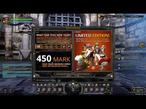 Dragon Nest Gold Farming. (Level 50 Cap Boosting SEA Server)