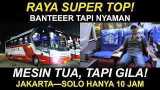 Video BUS TUA, TAPI GILA! Raya SUPER TOP: kursi pesawat super nyamannn :D Jakarta—Solo hanya 10 JAM! MP3, 3GP, MP4, WEBM, AVI, FLV September 2018