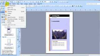 Video MS Publisher Tip How to create a booklet and share it as a PDF .mp4 MP3, 3GP, MP4, WEBM, AVI, FLV Juli 2018