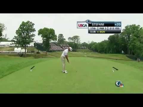 golf: buca in un colpo solo