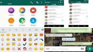 Whatsapp has rolled out lates update that gets a new look and feel for Android users. new whatsapp Download apk link are as follows http://www.whatsapp.com/android/Music---------TeknoAXE's Royalty Free Music #41 (And End Scene)https://www.youtube.com/watch?v=Uz6OFzla-rIhttp://teknoaxe.com/Link_Code_2.php?q=663