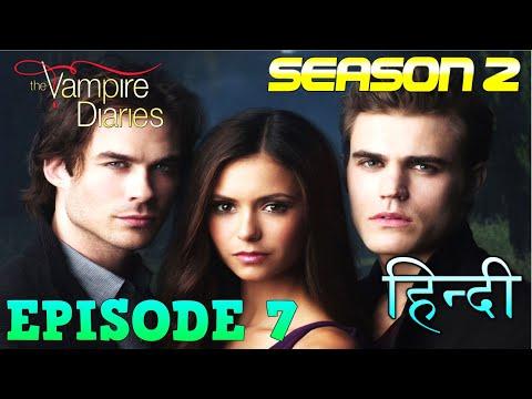 The Vampire Diaries Season 2 Episode 7 Explained Hindi  वैम्पायर डायरीज स्टोरी  KATHERINE DEATH PLAN
