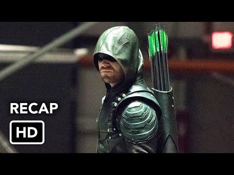 Arrow Season 5 Recap (HD)