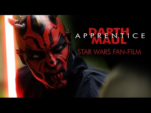 DARTH MAUL: Apprentice – A Star Wars Fan-Film