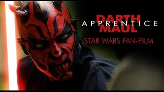 Video DARTH MAUL: Apprentice - A Star Wars Fan-Film MP3, 3GP, MP4, WEBM, AVI, FLV Desember 2017