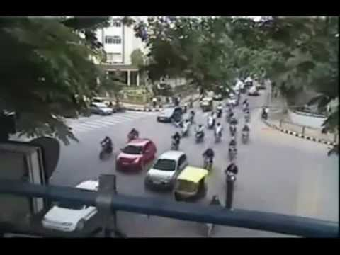 Accidentes automovilísticos en India