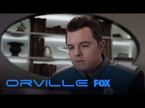 Ed Receives A Call From Admiral Tucker | Season 1 Ep. 7 | THE ORVILLE