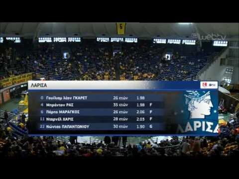 Basket League 2019-2020: ΑΡΗΣ – ΛΑΡΙΣΑ | 18/01/2020 | ΕΡΤ