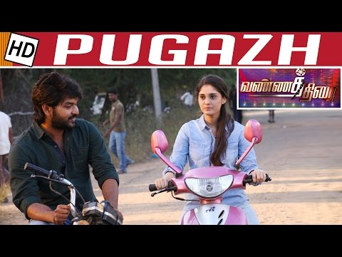 Pugazh-Movie-Review-Jai-Surabhi-RJ-Balaji-Vannathirai