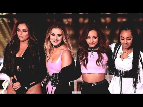 Little Mix - Shout Out To My Ex (Live at X-Factor)