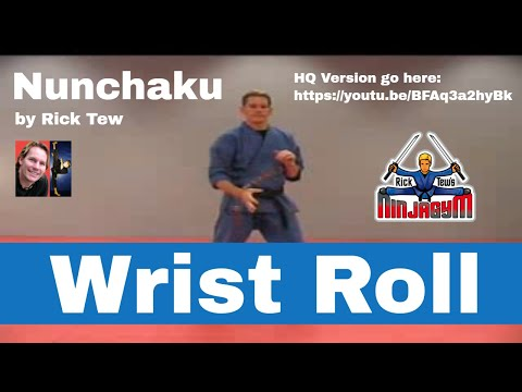 nunchaku - Stay in touch and learn more: http://facebook.com/ricktew http://www.amazon.com/Rick-Tews-Nunchaku/dp/B003B3OVDU Get Rick Tew's Complete Nunchaku [HD] DVD on...